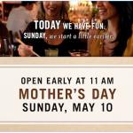 In-Restaurant Banner