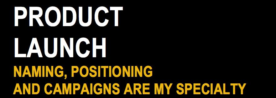 Product Launch Break Slide